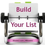 How to build a List of 3,000+ Clients in 3 Months or less.